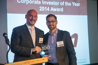 E.ON named Corporate Investor of the Year by CleanTech Group