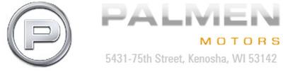 Palmen Motors stocks new and used cars in Kenosha, WI.  (PRNewsFoto/Palmen Motors)
