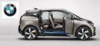 The 2015 BMW i3 is an exciting new vehicle because it is small and has an electric engine. (PRNewsFoto/Edmonton BMW)