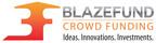 BlazeFund, equity crowd funding logo.  (PRNewsFoto/BlazeFund, Inc.)
