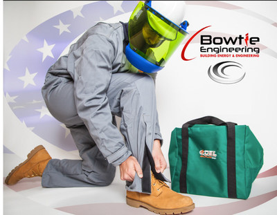 Bowtie Engineering offers full line of Made in America PPE from OEL.