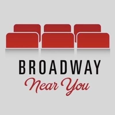 Broadway Near You Logo. (PRNewsFoto/Screenvision)