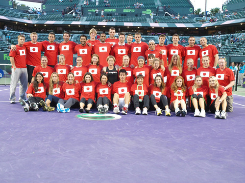 Tennis Family Unites to Raise Funds for Japan Disaster Relief