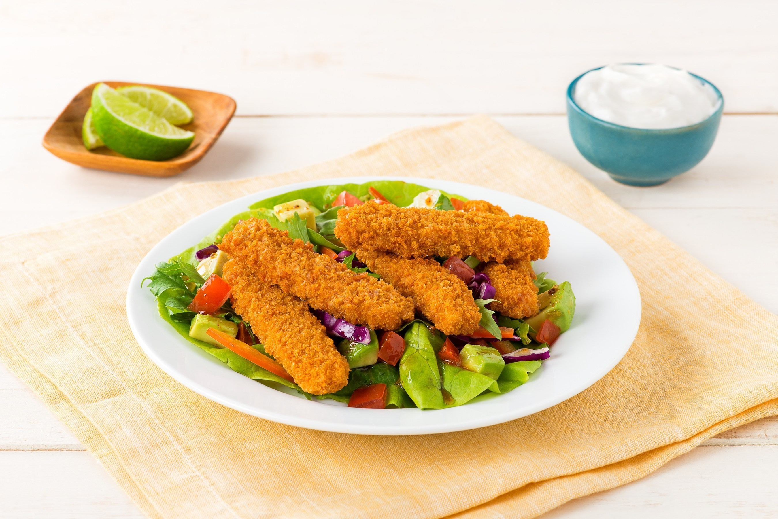 Gorton s seafood reinvents the iconic fish stick for Fish tacos with fish sticks