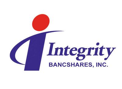Integrity Bancshares, Inc. logo.