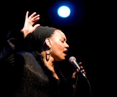 Internationally Famous Jazz Vocalist Deborah Davis
