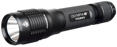 Olympia RG850 High Performance LED Flashlight (PRNewsFoto/Olympia)