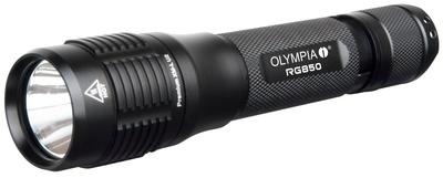 Olympia RG850 High Performance LED Flashlight (PRNewsFoto/Olympia)