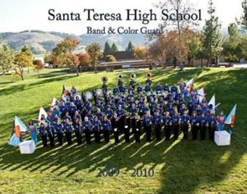 Old Uniforms.  (PRNewsFoto/Santa Teresa High School Music Department)