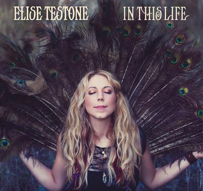 "Elise Testone ""In This Life"". (PRNewsFoto/Elise Testone Productions) (PRNewsFoto/ELISE TESTONE PRODUCTIONS)"
