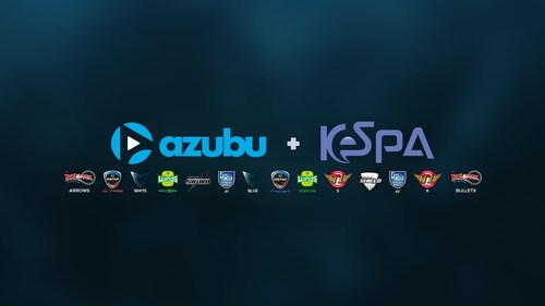 Azubu and KeSPA have come together in a historic partnership. Fourteen of the best teams in the world will be streaming exclusively on Azubu. (PRNewsFoto/Azubu)
