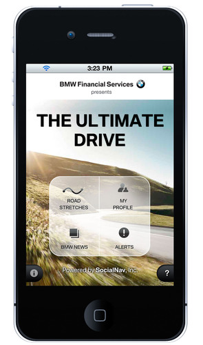 BMW Group Financial Services Creates