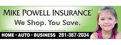 """Serving ALL of TEXAS -- """"Call TODAY"""".  (PRNewsFoto/Mike Powell Insurance)"""