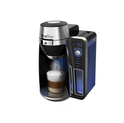 iCoffee(R) Unveils the iCafe(R) All-in-One(TM) Brewing System at the International Home + Housewares Show 2016