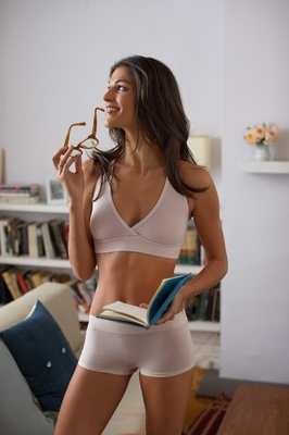 Yummie by Heather Thomson Launches Bras: The Next Woman's Movement. (PRNewsFoto/Yummie by Heather Thomson)
