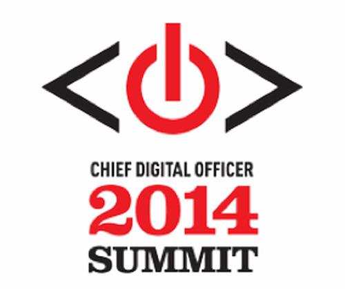 CDO Summit Logo. (PRNewsFoto/The Chief Digital Officer Summit) (PRNewsFoto/THE CHIEF DIGITAL OFFICER SUMMIT)