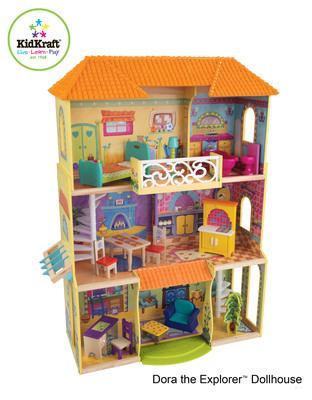 Nickelodeon and kidkraft introduce lifelike designer wooden toys doll furniture and accessories - Kidkraft espana ...