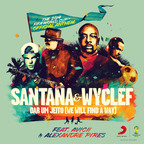 Santana, Wyclef, Avicii & Alexandre Pires Selected For The Official Anthem Of The 2014 FIFA World Cup™ Entitled