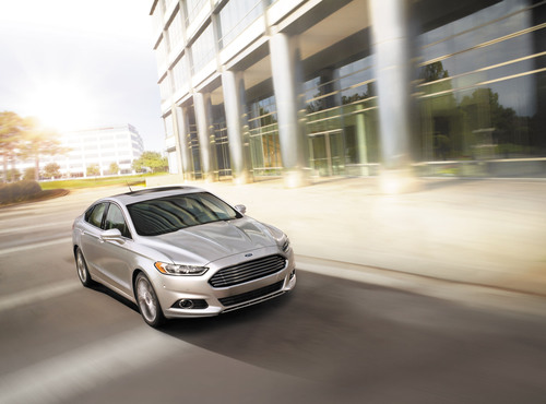 Ford expects to retain its title as best-selling vehicle brand in North America in 2013.  (PRNewsFoto/Ford Motor Company)