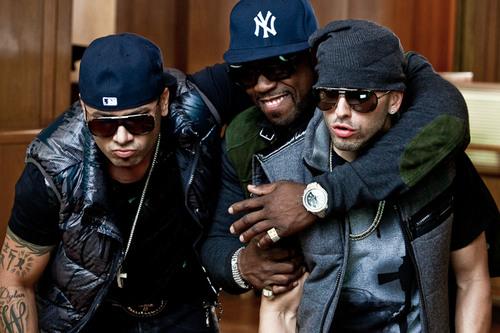 mun2 Airs World Premiere of Wisin y Yandel's 'No Dejemos Que Se Apague' Video Featuring 50 Cent,