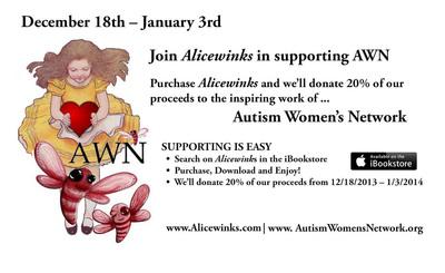 Alicewinks. (PRNewsFoto/Walrus & Carpenter Productions LLC)