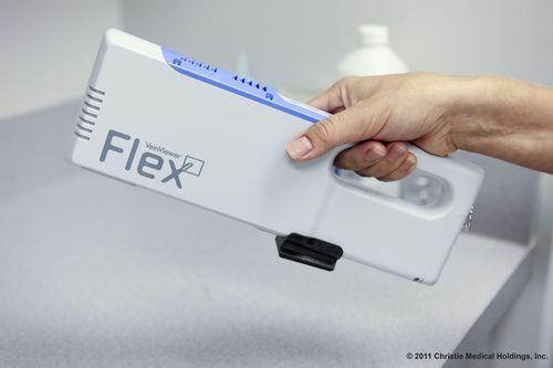 VeinViewer flex designed using Stratasys 3d printed prototypes (PRNewsFoto/Stratasys)