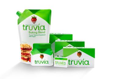 Truvia natural sweetener.  (PRNewsFoto/Truvia)