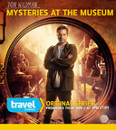 History Explorer Don Wildman Uncovers Suspenseful Stories Behind The Museum Glass In Season Six Of Travel Channel's