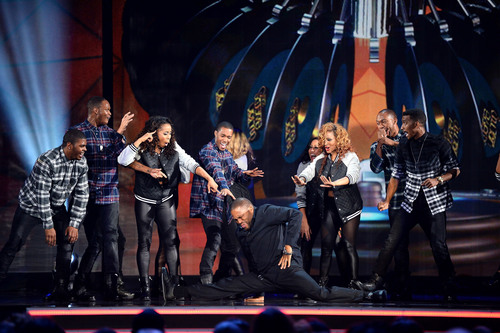 Host Anthony Anderson gets down on Soul Train Awards 2013 airing Sunday, December 1st at 8 PM ET/PT on Centric.  ...