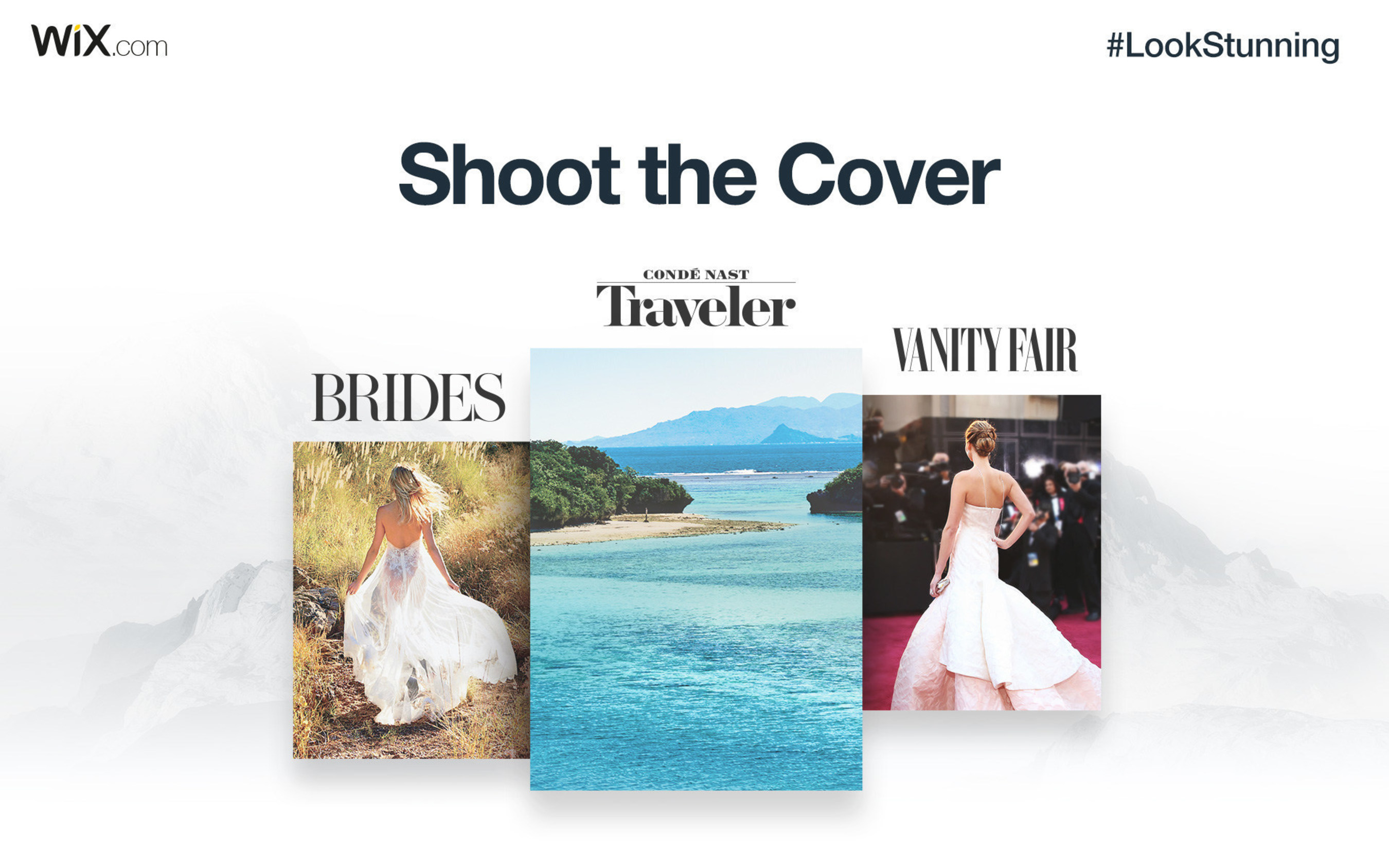 Shoot the Cover