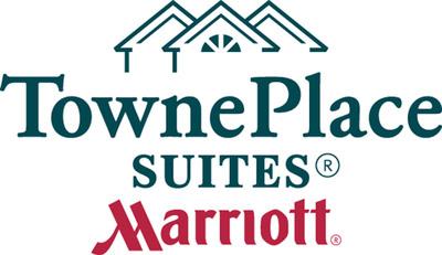 TownePlace Suites by Marriott logo.  (PRNewsFoto/Marriott International, Inc.)