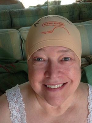 Award Winning Actress Kathy Bates joins the Be Bold, Be Bald! cancer awareness movement on October 17, 2014. Sign up today: beboldbebald.org (PRNewsFoto/Be Bold, Be Bald!)