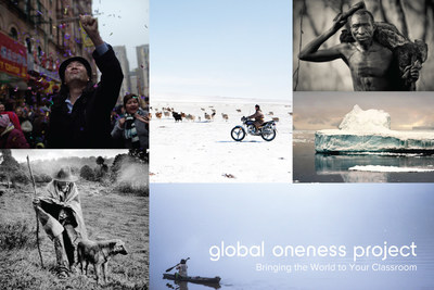 Bring the world to your classroom with free multimedia resources from the Global Oneness Project.