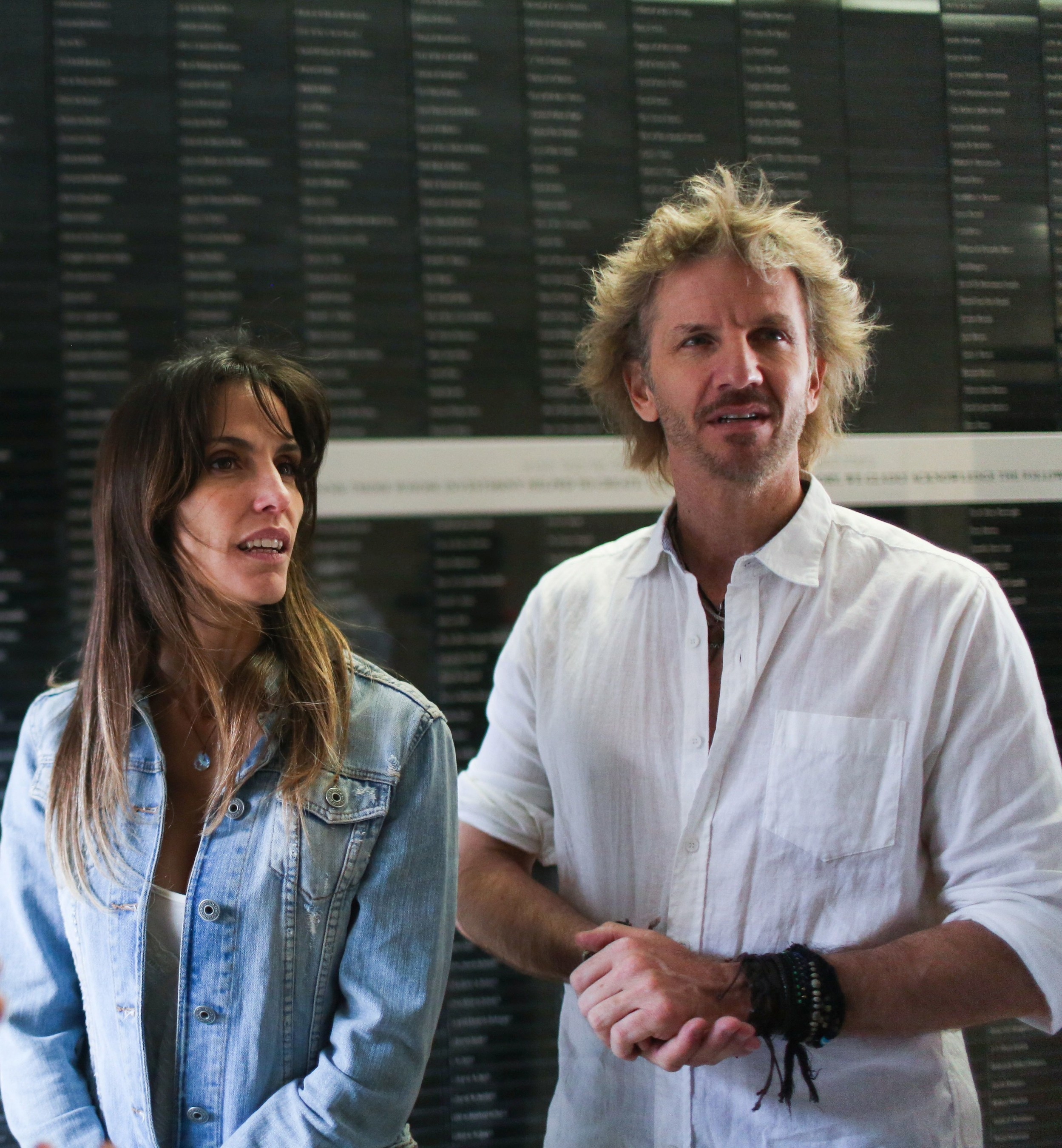 Pop and TV Star Facundo Arana Visits the Friends of Zion Museum in Jerusalem