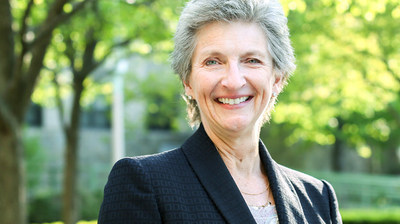 Jo Ann Rooney, JD, LLM, EdD, has been elected by the Board of Trustees to serve as the 24th president of Loyola University Chicago.