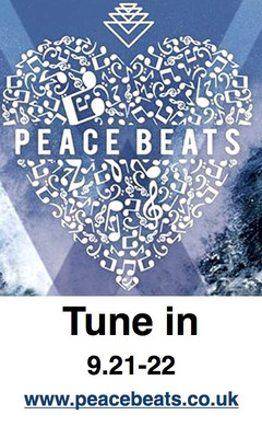 PeaceBeats Worldwide Webcast 2013. (PRNewsFoto/PeaceBeats) (PRNewsFoto/PEACEBEATS)