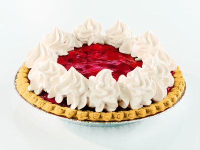 Shoney's(R), an all-American iconic restaurant brand, will help families celebrate from July 4 - 7 by offering special pricing on America's favorite dessert, Shoney's signature Whole Strawberry Pies To-Go.  (PRNewsFoto/Shoney's)
