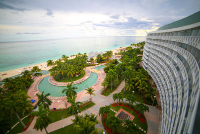 The iconic Grand Lucayan Resort complex is being offered for sale via a Sealed Bid Auction. Details are available at grandlucayanauction.com.