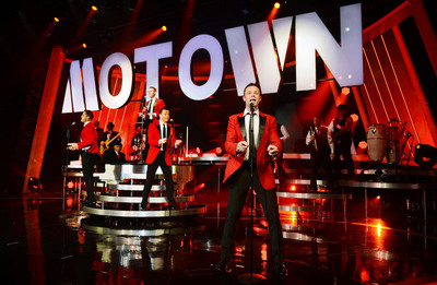 Human Nature performs at The Venetian.  (PRNewsFoto/Smokey Robinson Presents Human Nature: The Motown Show, Denise Truscello)