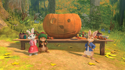 Nickelodeon Greenlights Second Season of Hit Animated Preschool Series Peter Rabbit