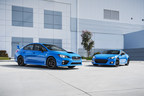 2016 Subaru Series.HyperBlue models