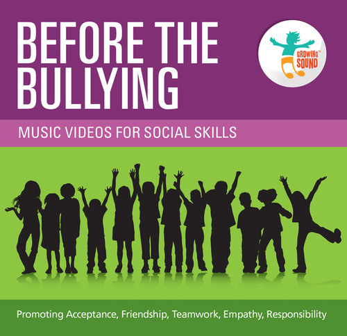 Growing Sound (a division of Children, Inc.) releases 6 new music videos with songs to promote acceptance, ...