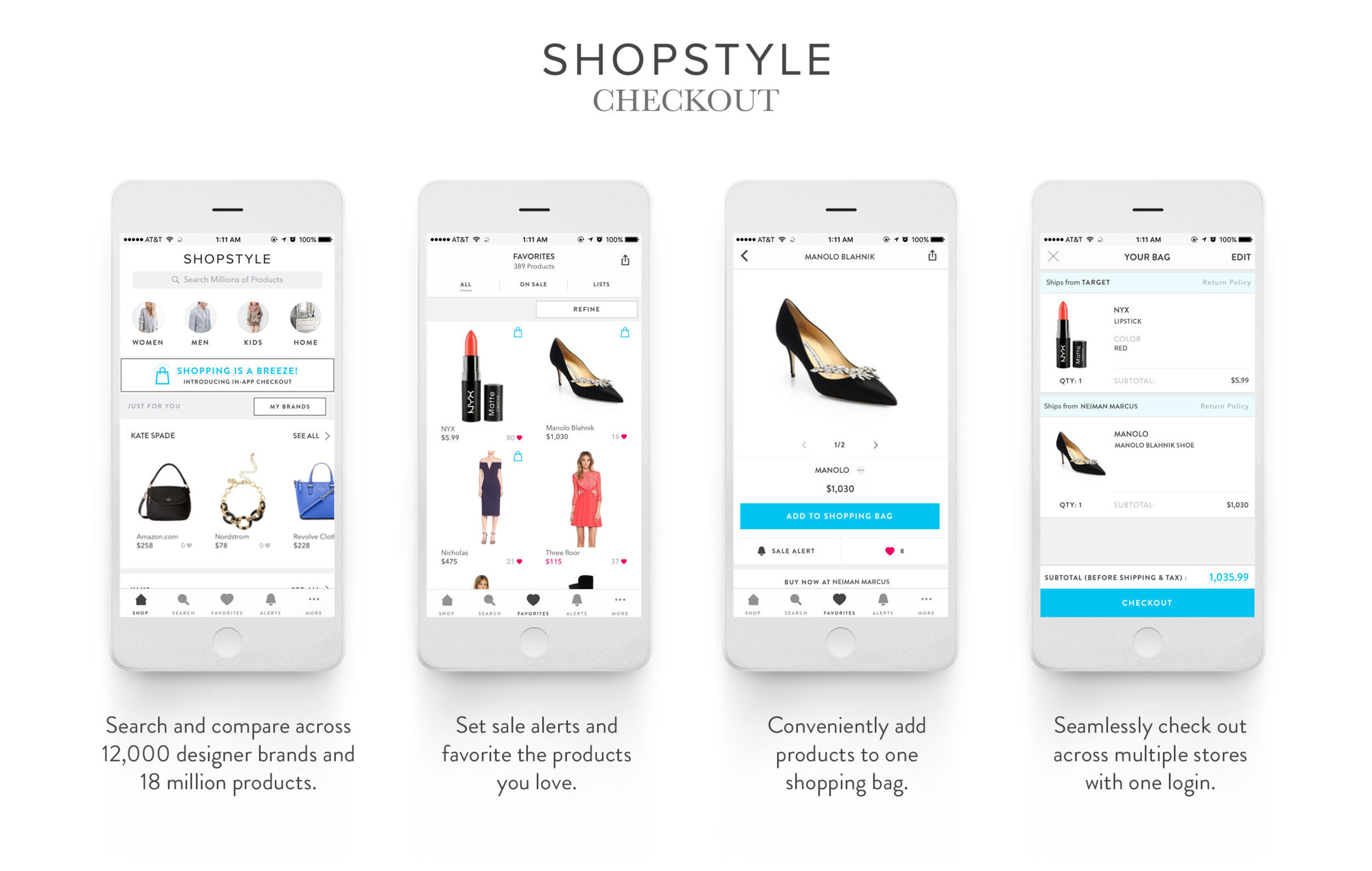 POPSUGAR Inc. Announces Plans To Launch ShopStyle Checkout