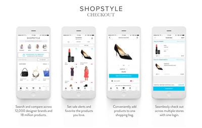 Mobile shopping via ShopStyle