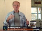 Actor/Environmentalist Ed Begley, Jr. uses Bostik Materials on his LEED Platinum home