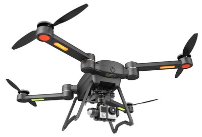 GDU Launches Advanced Byrd - World's Only Folding and Modular Consumer Drone