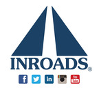 INROADS logo and social media