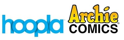 hoopla digital announces new content deal with Archie Comics.