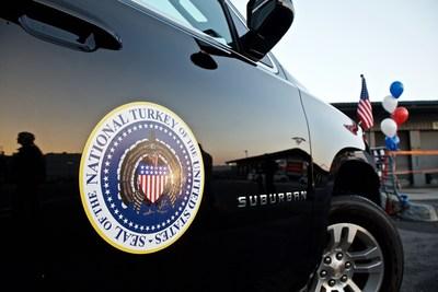 Presidential Turkey Seal