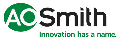 A. O. Smith Corporation logo.